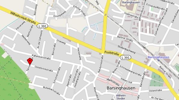 Rechtsanwalt Arconada Karte Barsinghausen